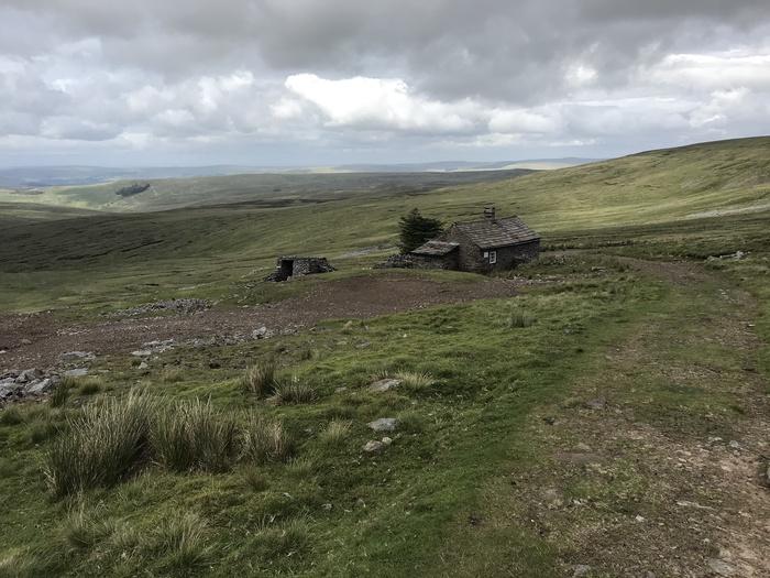Greg's Hut in the wilderness